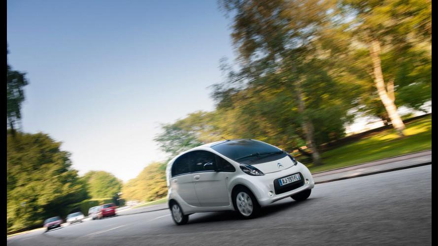 L'auto elettrica piace di più alle aziende