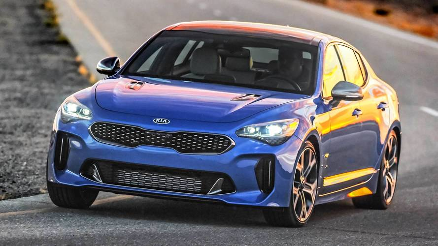 Most Expensive 2018 Kia Stinger Costs $53,965