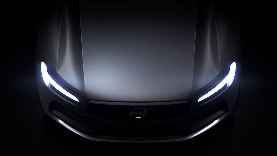 Volvo's New Small Coupe Makes Us Feel Like A Kid Again