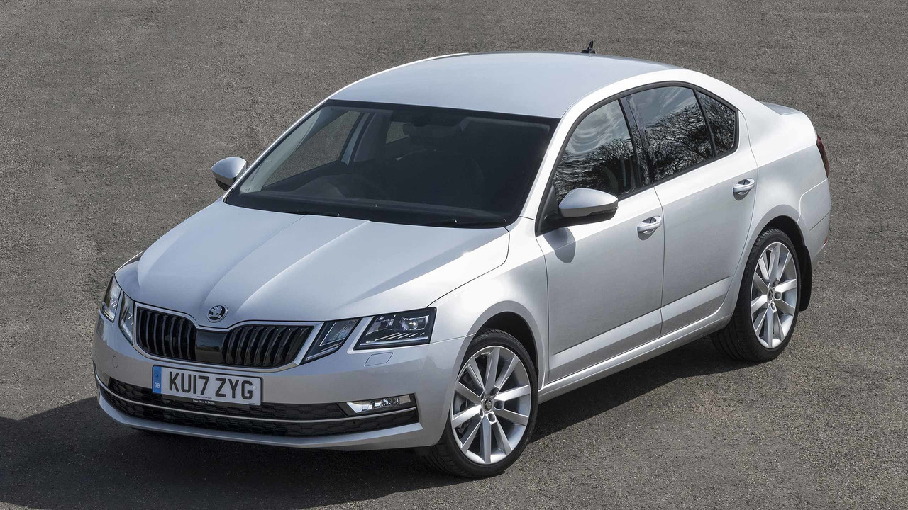 2017 skoda octavia uk first drive. Black Bedroom Furniture Sets. Home Design Ideas