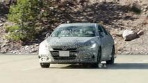 Honda Accord Spy Pics
