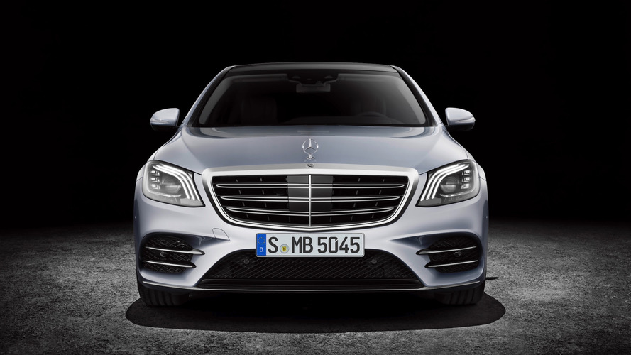 Updated S-Class Coupe and Cabriolet expected at the Frankfurt Motor Show