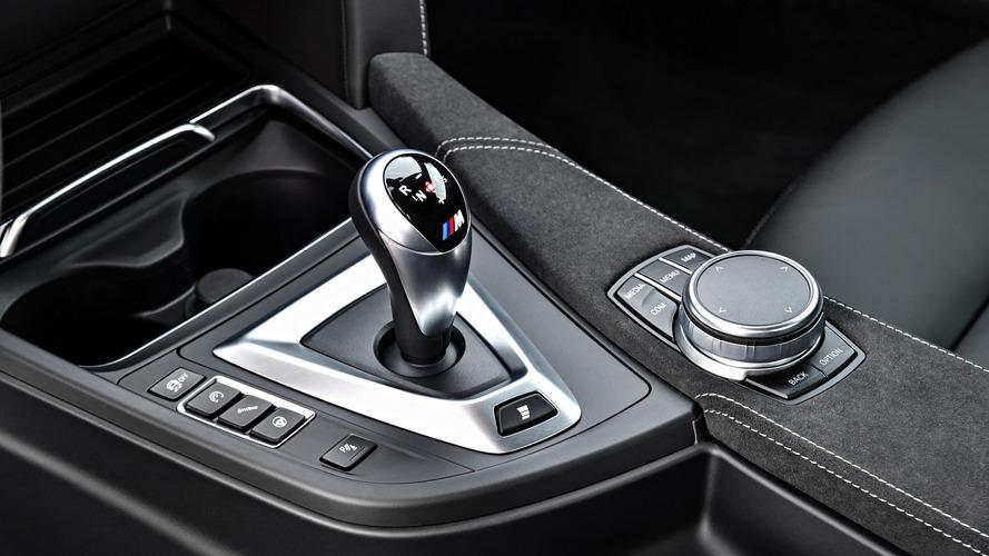 BMW M departmanı her türlü manuel şanzımanı öldürüyor