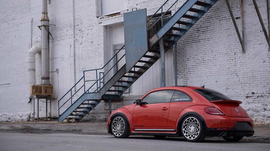 Future VW Beetle - De l'électrique en propulsion