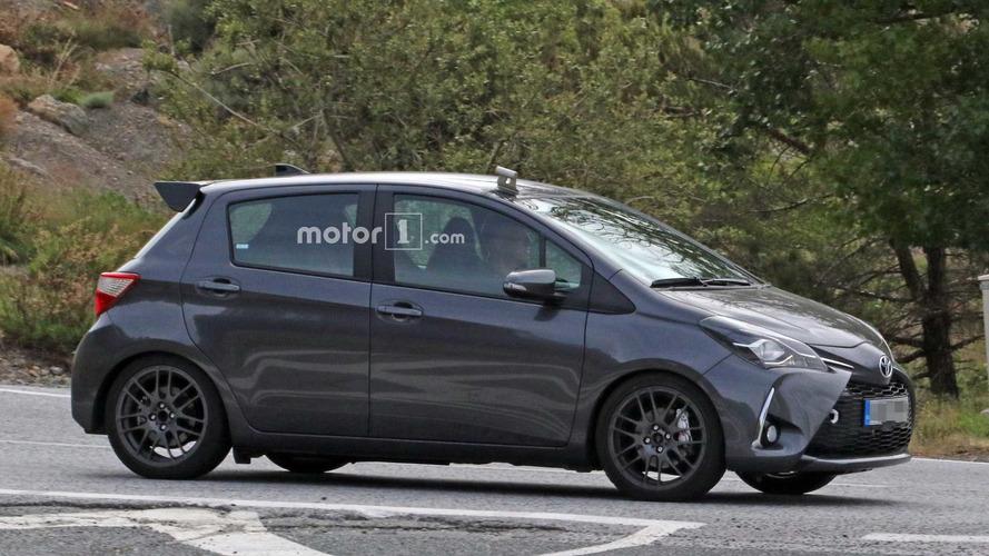 Toyota Yaris GRMN Spy Photos Suggest Five-Door Version Is Coming