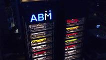 Máquina expendedora de coches Singapur
