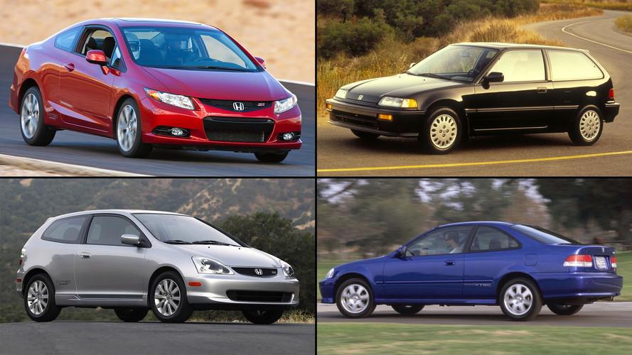 Honda Civic Si'ın tarihine bakış