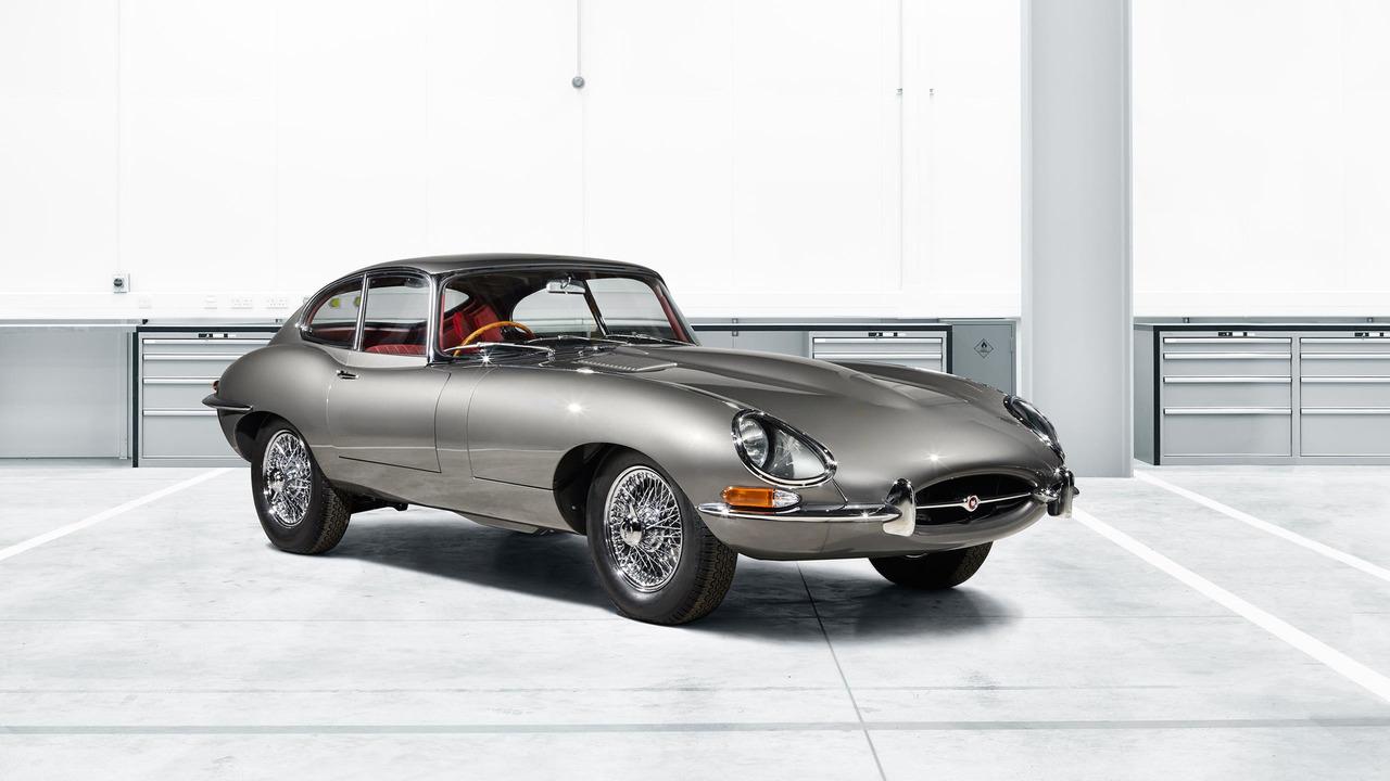 Jaguar E-Type Series 1 Reborn