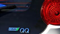 Chery QQ - Teste instrumentado