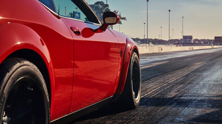 Dodge Challenger Demon 0-60mph Number Fail To Impress Racers