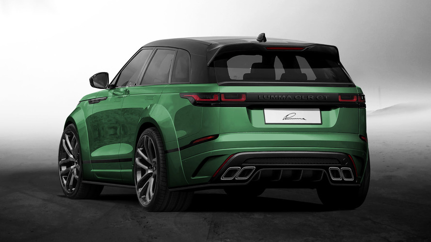 Lumma Design Range Rover Velar