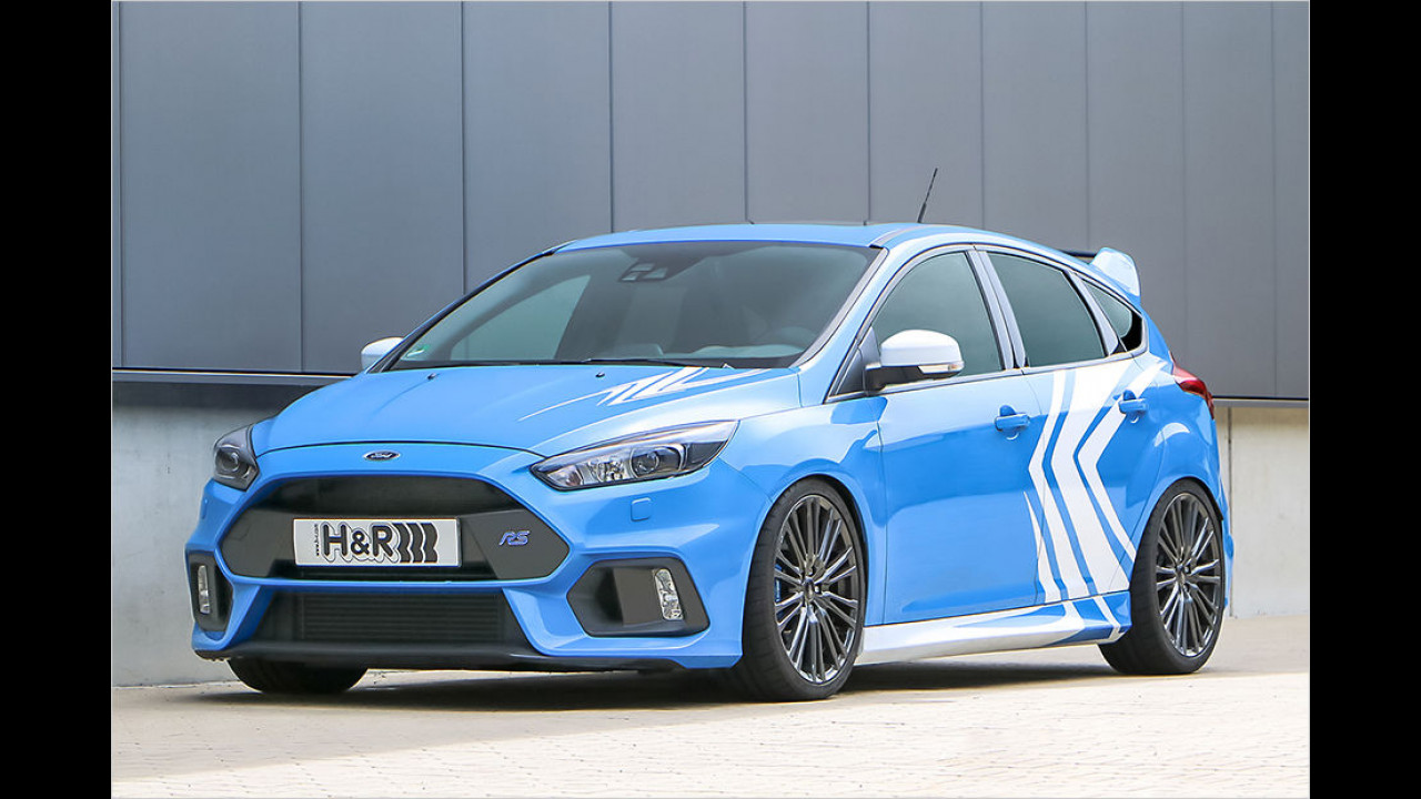Tuning für den Ford Focus RS