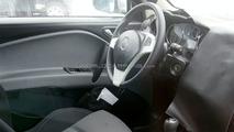 Alfa Junior Furiosa Interior spy photo