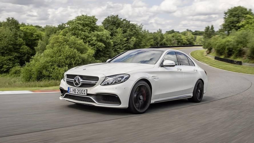 Mercedes-AMG rappelle les C63 produites entre 2015 et 2016