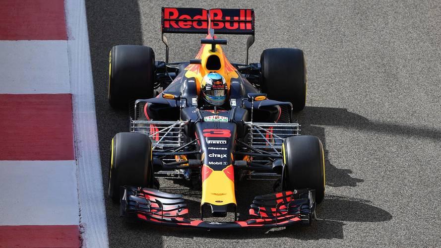 F1's Three-Engine Rule