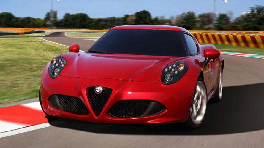 Alfa Romeo 4C, nel 2018 arriva il restyling