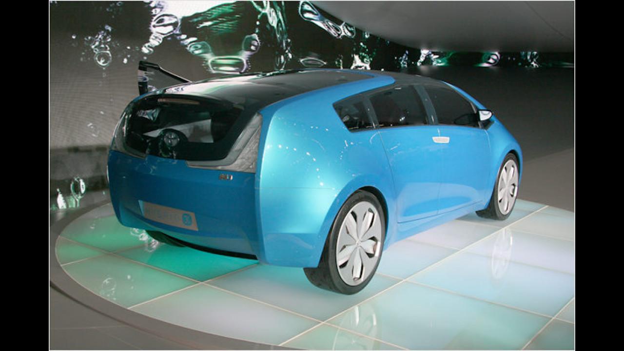 Toyota Hybrid X