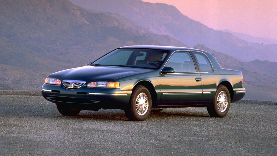 Klasik reklamlar: 1994 Mercury Cougar