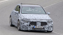 Mercedes-AMG A 45 4MATIC 2019, fotos espía