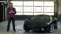 McLaren 570GT Reaction Video