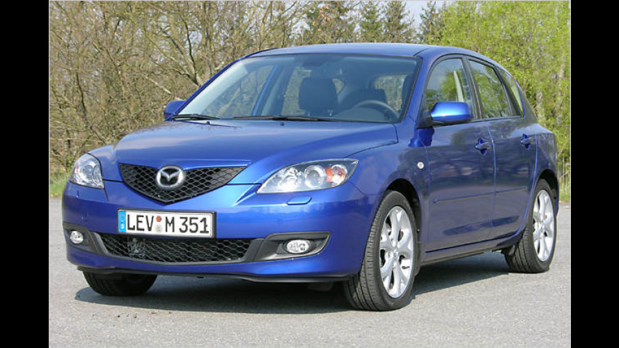 Der kleine MPS: Mazda bringt den 3 mit Zweiliter-Diesel