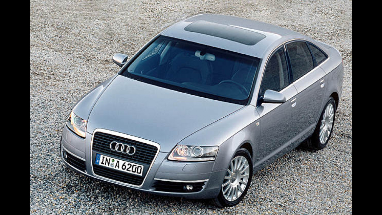 Audi A6 4.2 FSI quattro tiptronic