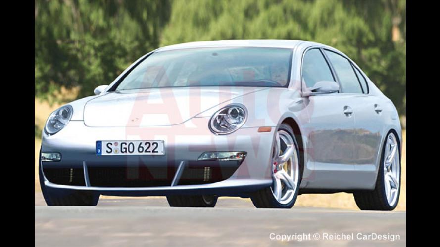 Porsche Panamera kommt: Vorstand gibt grünes Licht