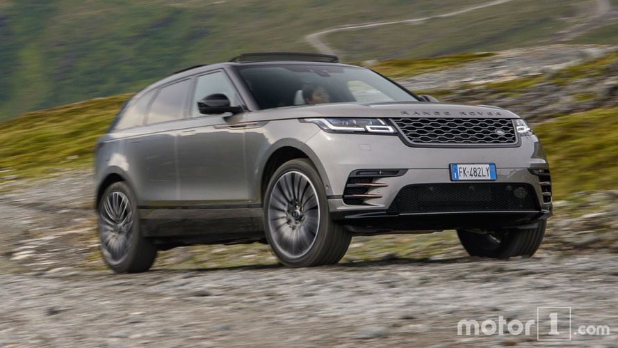 essai range rover velar 2017 quand suv rime avec top model. Black Bedroom Furniture Sets. Home Design Ideas