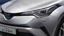 Toyota C-HR live in Geneva
