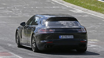 2018 Porsche Panamera Shooting Brake spy photo