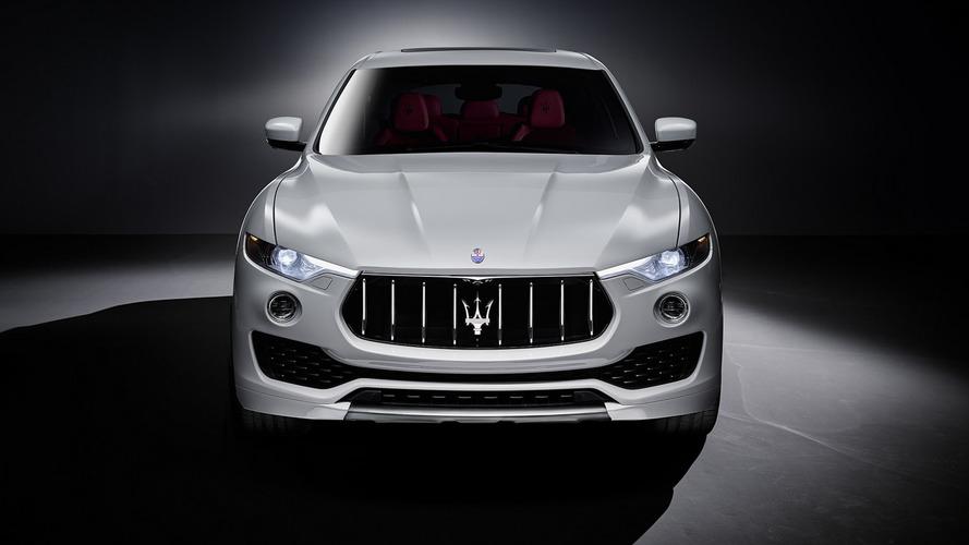 Maserati - Un deuxième SUV est envisageable