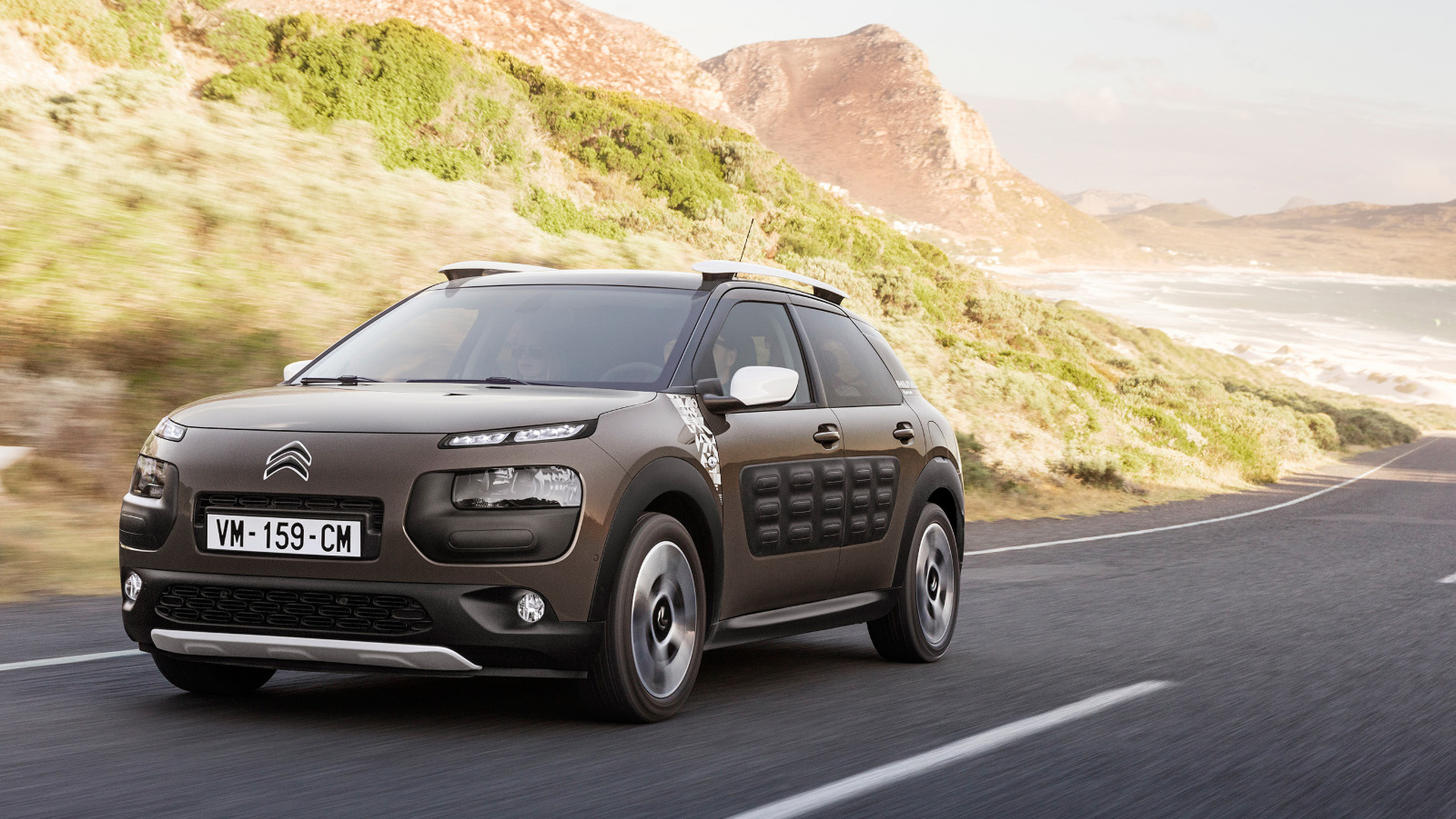 citroen c4 cactus rip curl edition unveiled for geneva. Black Bedroom Furniture Sets. Home Design Ideas