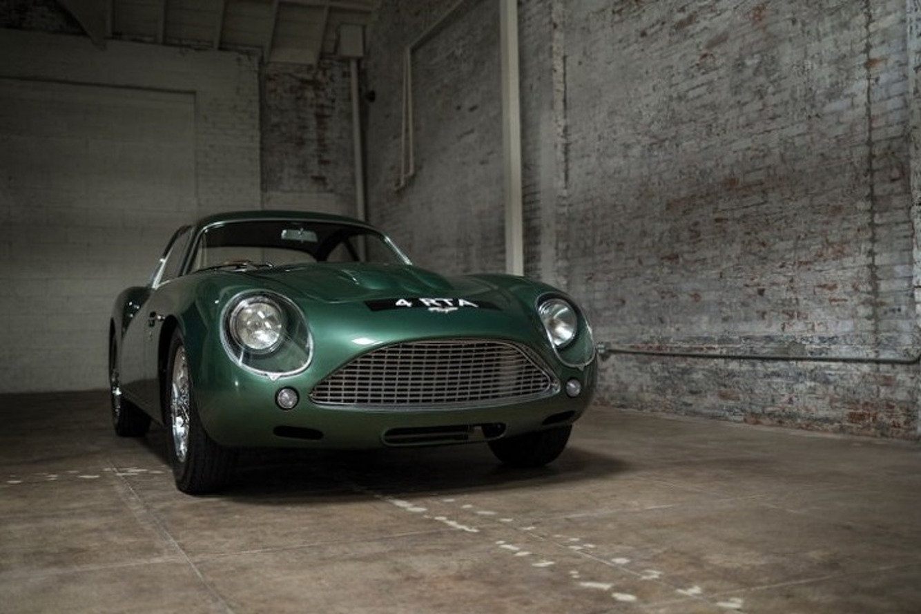 All Types aston db4 zagato : If Da Vinci Sculpted Cars: The Aston Martin DB4 GT Zagato
