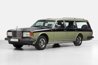 A Rolls-Royce Station Wagon Actually Exists