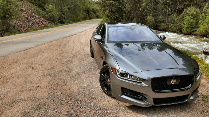 First Drive: 2017 Jaguar XE