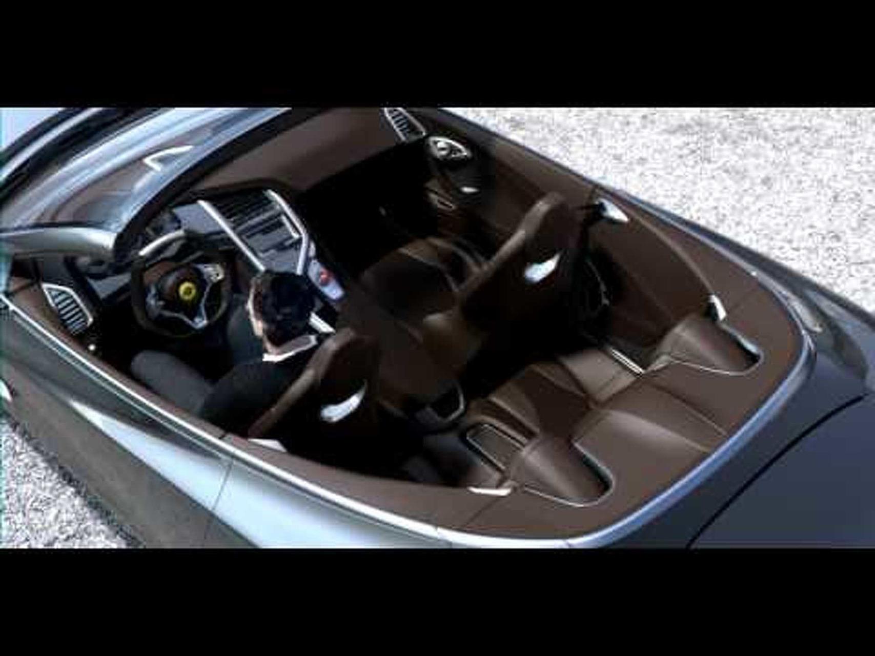 2010 Lotus Elite Concept Video 2