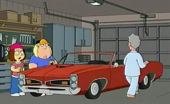 Do Cars of 'Family Guy' Reveal Who Killed Brian Griffin?