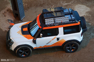 Land Rover Defender for U.S. is Going to Be A Massive Letdown