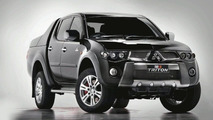 Mitsubishi Team Mitsubishi Ralliart Triton concept