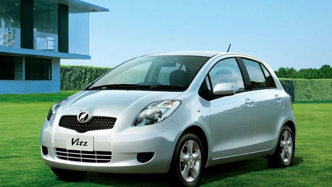 Toyota Vitz - Japanese market