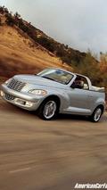 2005 Chrysler PT Cruiser Convertible GT