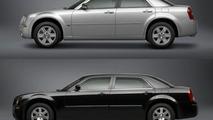 2007 Chrysler 300 Long Wheelbase At NYIAS