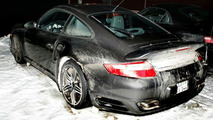 New Porsche 997 Turbo Spy Photos