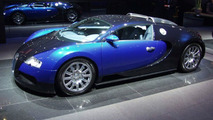 Bugatti Veyron 16.4 at Geneva