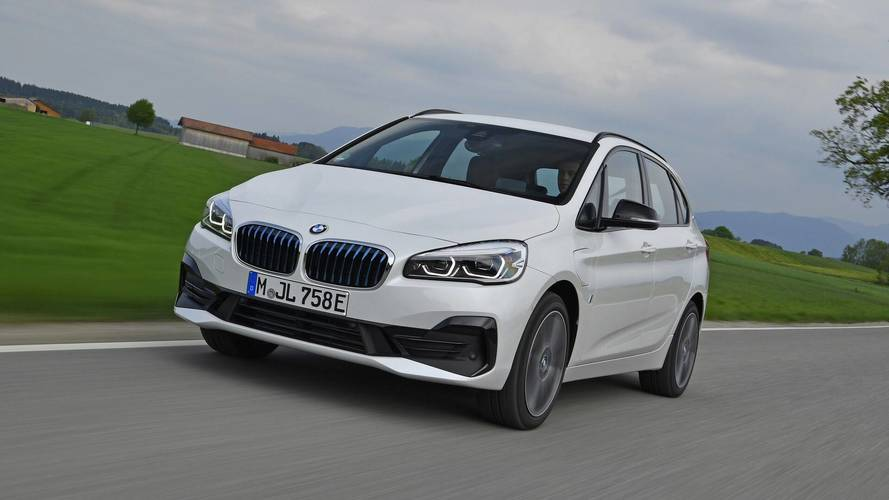 2018 BMW 2 Series Active Tourer, Gran Tourer facelift