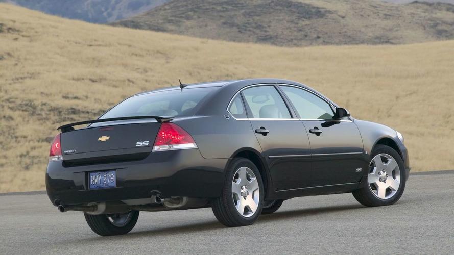 Next-generation Chevrolet Impala confirmed
