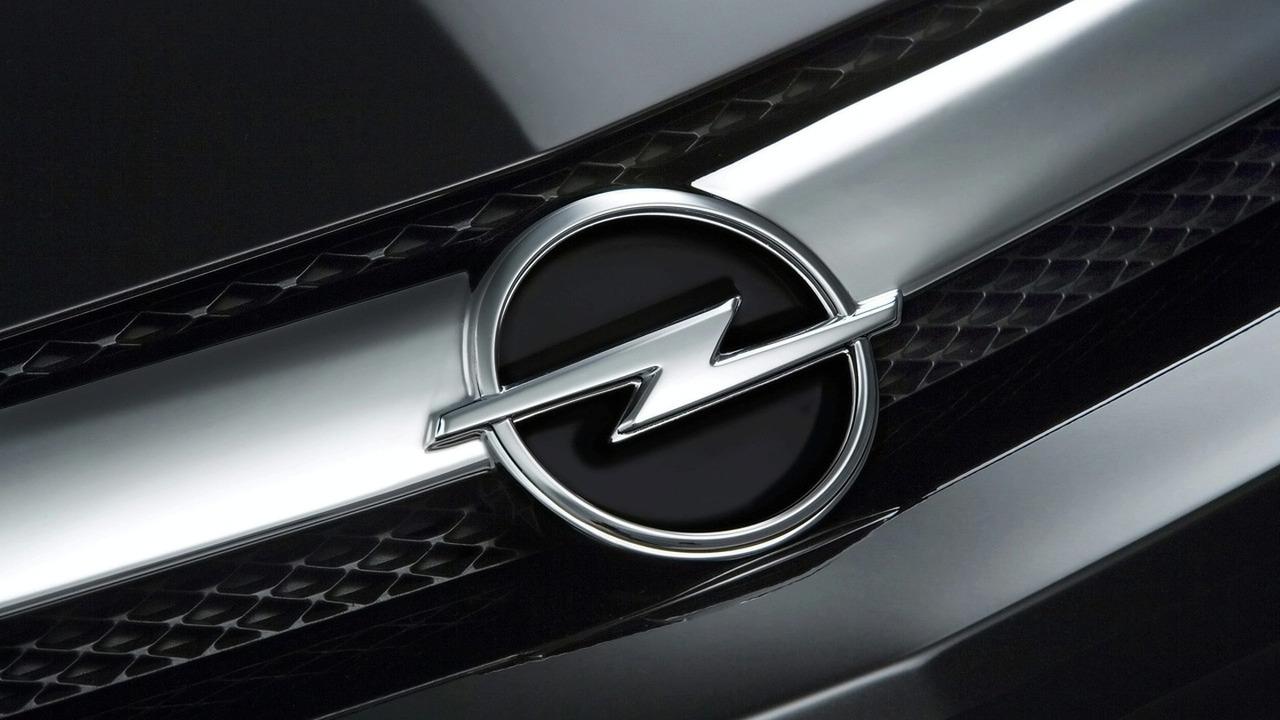 Opel Grille