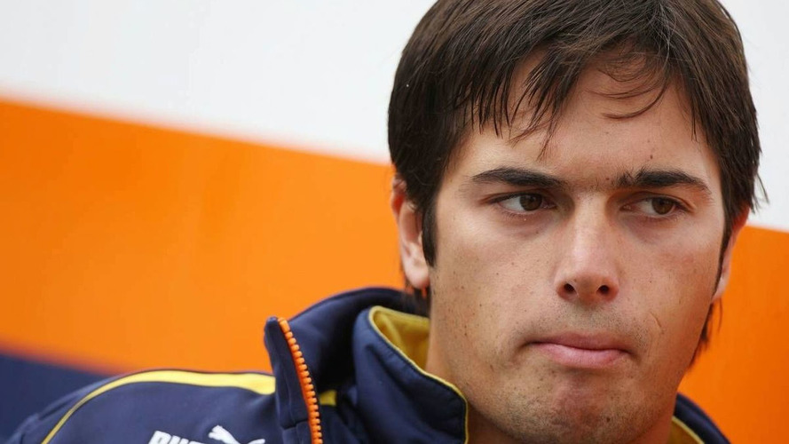 Ecclestone hints Piquet to be other Campos driver