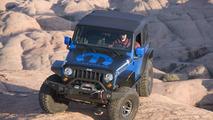 The General, 44th annual Easter Jeep Safari in Moab, Utah, 01.04.2010