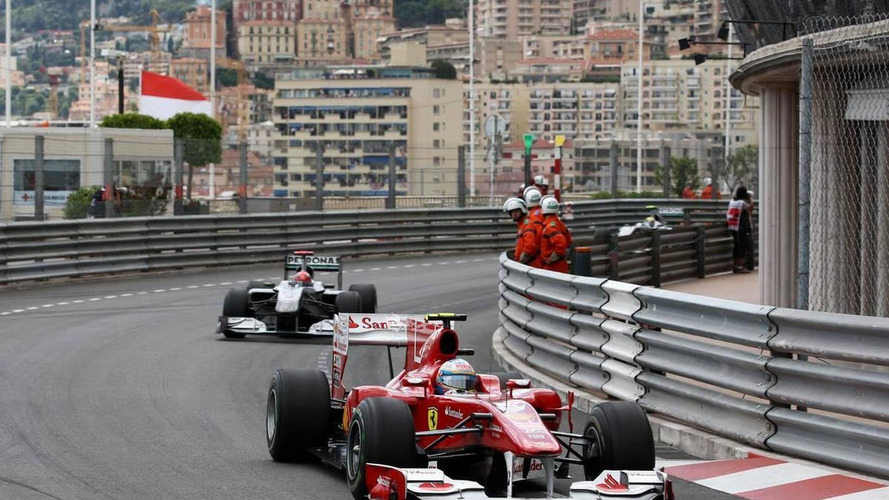 Schumacher, Brawn, confident Alonso pass was legal